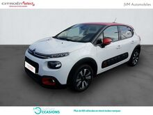 Photo 1 de l'offre de Citroën C3 PureTech 110ch Shine S&S E6.d-TEMP à 14 690 € chez SudOuest Occasions