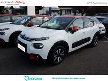 Photo 20 de l'offre de Citroën C3 PureTech 110ch Shine S&S E6.d-TEMP à 14 690 € chez SudOuest Occasions