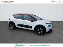 Photo 3 de l'offre de Citroën C3 PureTech 110ch Shine S&S E6.d-TEMP à 14 690 € chez SudOuest Occasions