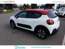 Photo 7 de l'offre de Citroën C3 PureTech 110ch Shine S&S E6.d-TEMP à 14 690 € chez SudOuest Occasions