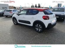 Photo 12 de l'offre de Citroën C3 BlueHDi 100ch Shine S&S E6.d-TEMP à 14 390 € chez SudOuest Occasions