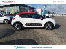 Photo 16 de l'offre de Citroën C3 BlueHDi 100ch Shine S&S E6.d-TEMP à 14 390 € chez SudOuest Occasions