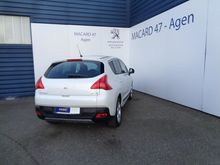Photo 3 de l'offre de Peugeot 3008 2.0 HDi150 FAP Allure à 11 990 € chez SudOuest Occasions