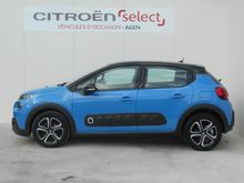 Photo 2 de l'offre de Citroën C3 BlueHDi 100ch Shine S&S à 14 990 € chez SudOuest Occasions