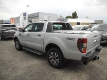 Photo 3 de l'offre de Ford Ranger 3.2 TDCi 200ch Double Cabine Wildtrak BVA à 33 980 € chez SudOuest Occasions