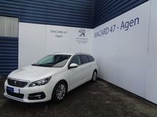 Photo 1 de l'offre de Peugeot 308 SW 1.6 BlueHDi 120ch S&S Allure EAT6 à 22 500 € chez SudOuest Occasions