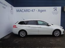 Photo 10 de l'offre de Peugeot 308 SW 1.6 BlueHDi 120ch S&S Allure EAT6 à 22 500 € chez SudOuest Occasions