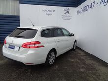 Photo 3 de l'offre de Peugeot 308 SW 1.6 BlueHDi 120ch S&S Allure EAT6 à 22 500 € chez SudOuest Occasions