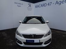 Photo 7 de l'offre de Peugeot 308 SW 1.6 BlueHDi 120ch S&S Allure EAT6 à 22 500 € chez SudOuest Occasions