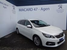 Photo 8 de l'offre de Peugeot 308 SW 1.6 BlueHDi 120ch S&S Allure EAT6 à 22 500 € chez SudOuest Occasions