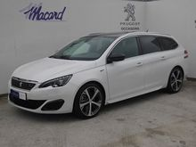 Photo 1 de l'offre de Peugeot 308 SW 2.0 BlueHDi 180ch GT S&S EAT6 à 22 480 € chez SudOuest Occasions
