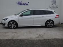 Photo 3 de l'offre de Peugeot 308 SW 2.0 BlueHDi 180ch GT S&S EAT6 à 22 480 € chez SudOuest Occasions