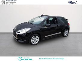 Vente de Ds DS 3 Cabrio BlueHDi 100ch So Chic S&S à 17 980 € chez SudOuest Occasions