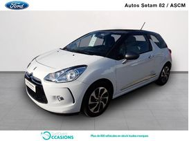 Vente de Citroën DS3 e-HDi 90ch So Chic à 12 980 € chez SudOuest Occasions