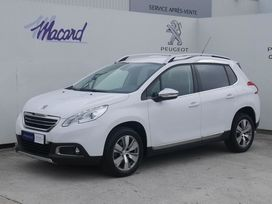 Vente de Peugeot 2008 1.6 BlueHDi 100ch Allure Business S&S à 14 900 € chez SudOuest Occasions