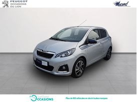 Vente de Peugeot 108 1.2 PureTech Collection 5p à 12 980 € chez SudOuest Occasions