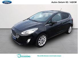 Vente de Ford Fiesta 1.0 EcoBoost 100ch Stop&Start B&O Play First Edition BVA 5p à 15 260 € chez SudOuest Occasions
