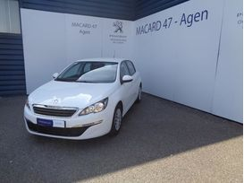 Vente de Peugeot 308 1.6 BlueHDi 120ch Access Business S&S 5p à 10 990 € chez SudOuest Occasions
