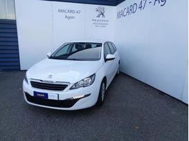 Vente de Peugeot 308 SW 1.6 BlueHDi 120ch Access Business S&S EAT6 à 11 390 € chez SudOuest Occasions
