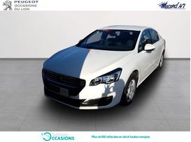 Vente de Peugeot 508 1.6 BlueHDi 120ch Active Business S&S à 16 990 € chez SudOuest Occasions
