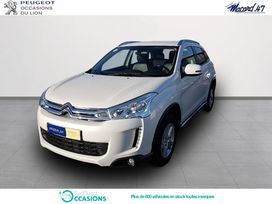 Vente de Citroën C4 Aircross 1.6 e-HDi115 4x2 Business à 13 990 € chez SudOuest Occasions