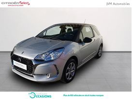 Vente de Ds DS 3 PureTech 82ch So Chic à 14 990 € chez SudOuest Occasions