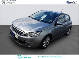 Vente de Peugeot 308 1.6 BlueHDi 120ch Active Business S&S EAT6 5p à 12 990 € chez SudOuest Occasions