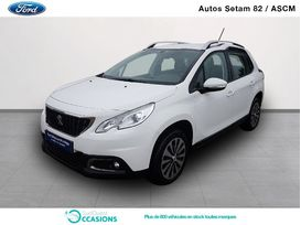 Vente de Peugeot 2008 1.6 BlueHDi 100ch Active Business S&S à 14 460 € chez SudOuest Occasions