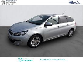 Vente de Peugeot 308 SW 1.6 BlueHDi 120ch Active Business S&S à 18 990 € chez SudOuest Occasions