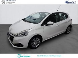 Vente de Peugeot 208 1.6 BlueHDi 75ch  Active Business S&S 5p à 9 390 € chez SudOuest Occasions