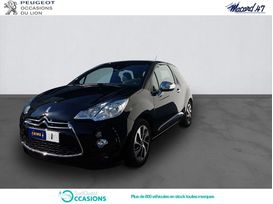 Vente de Citroën DS3 1.6 e-HDi90 Executive 4cv à 10 390 € chez SudOuest Occasions