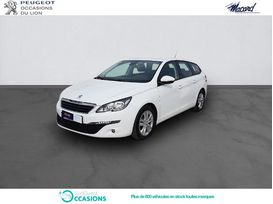 Vente de Peugeot 308 SW 1.6 BlueHDi 120ch Active Business S&S à 10 390 € chez SudOuest Occasions