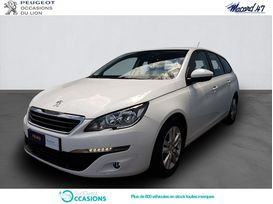 Vente de Peugeot 308 SW 1.6 BlueHDi 120ch Active Business S&S à 13 490 € chez SudOuest Occasions