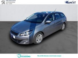 Vente de Peugeot 308 SW 1.6 BlueHDi 120ch Active Business S&S à 15 790 € chez SudOuest Occasions