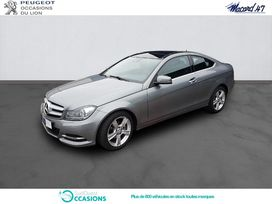 Vente de Mercedes-Benz Classe C Coupe 220 CDI Executive 7GTronic à 20 990 € chez SudOuest Occasions