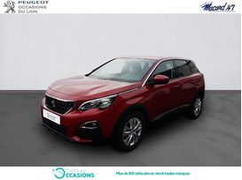 Vente de Peugeot 3008 1.6 BlueHDi 120ch Active Business S&S Basse Consommation à 22 990 € chez SudOuest Occasions