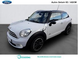 Vente de Mini Paceman Cooper D 112ch Pack Chili ALL4 à 14 780 € chez SudOuest Occasions