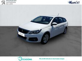 Vente de Peugeot 308 SW 1.5 BlueHDi 130ch S&S Active Business EAT8 à 17 990 € chez SudOuest Occasions