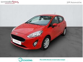 Vente de Ford Fiesta 1.1 85ch Cool & Connect 5p Euro6.2 à 12 590 € chez SudOuest Occasions