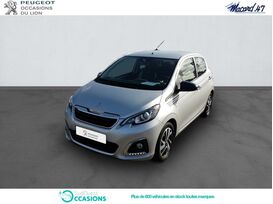 Vente de Peugeot 108 1.2 PureTech Collection 5p à 10 990 € chez SudOuest Occasions