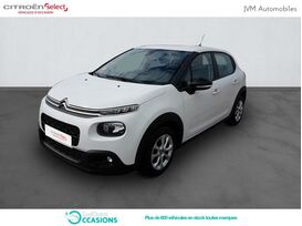 Vente de Citroën C3 BlueHDi 75ch Feel Business S&S à 11 490 € chez SudOuest Occasions