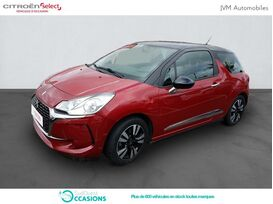 Vente de Ds DS 3 PureTech 82ch So Chic à 11 590 € chez SudOuest Occasions